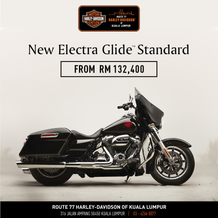 New Electra Glide Standard