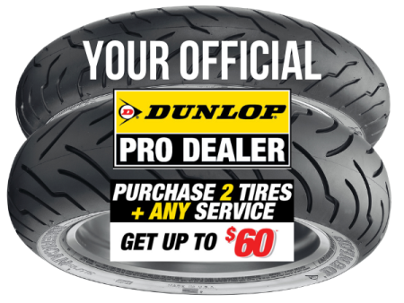DUNLOP TIRE PURCHASE REBATE