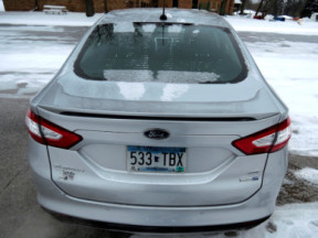 2016 Ford Fusion 4dr Sdn SE AWD thumb 1