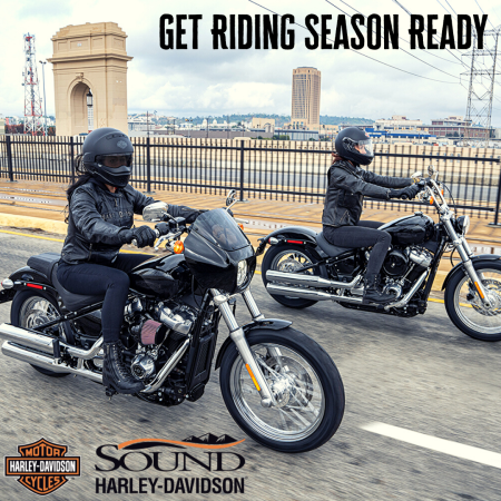 Get Riding Season Ready