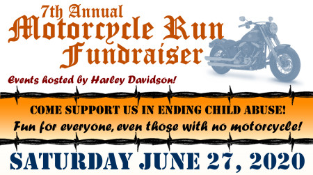7th Annual FCAP Motorcycle Run Fundraiser