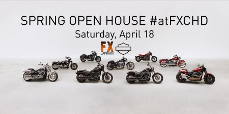 Spring Open House #atFXCHD