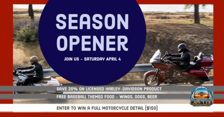 *** POSTPONED***** Spring Season Opener & HOG Ride Planning Party