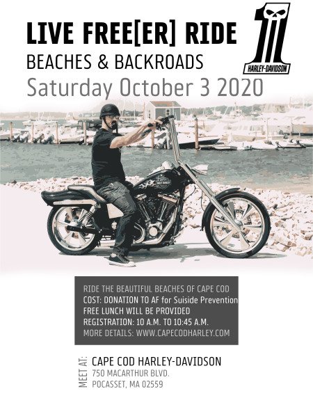 Beaches and Backroads Dealership Ride