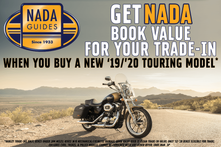 Get NADA Book Value for Your Trade-In