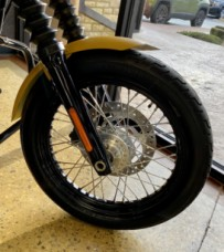 Rugged Gold Denim 2019 Harley-Davidson® Street Bob® thumb 3