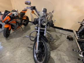 XL 1200L 2009 Sportster® 1200 Low thumb 3
