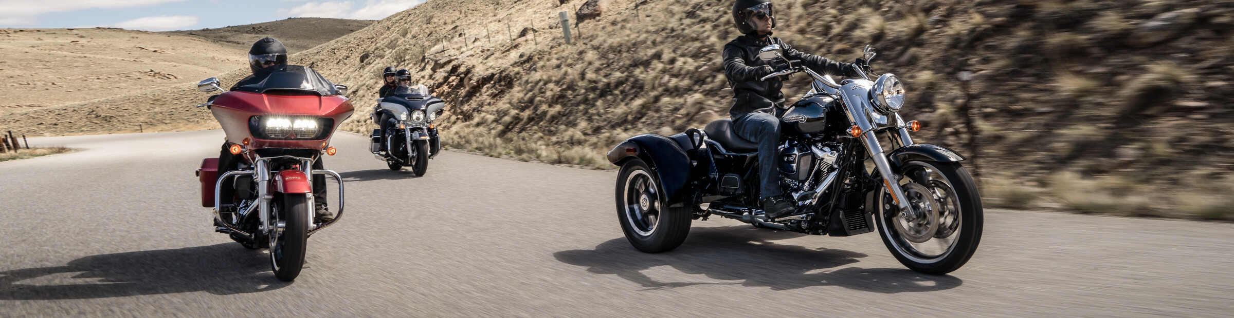 Learn to ride at Farrow East Harley-Davidson®