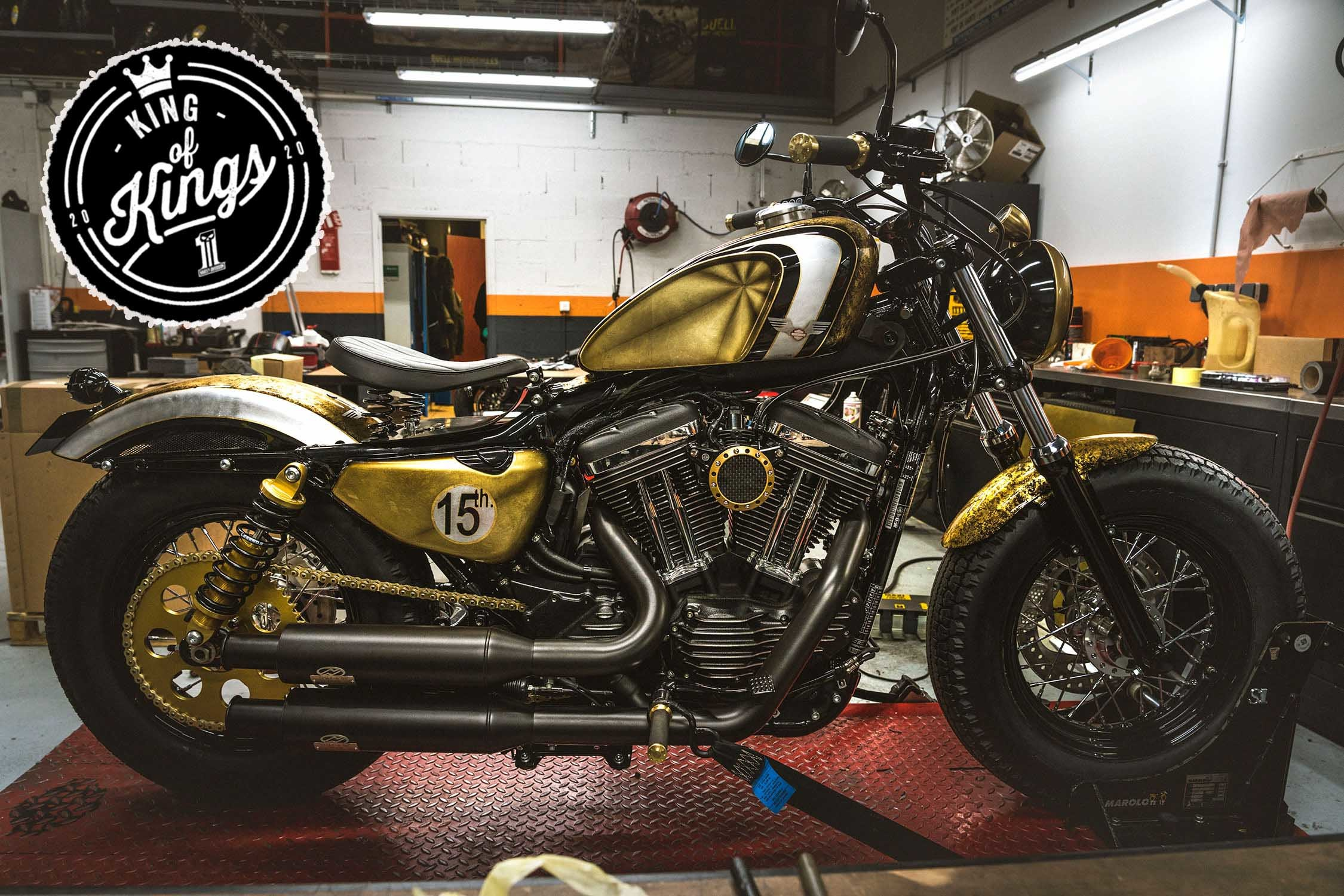 Concours H-D : Kings of Kings 2020