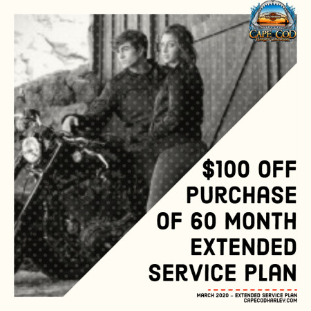 $100 OFF Purchase of 60 month ESP Plan