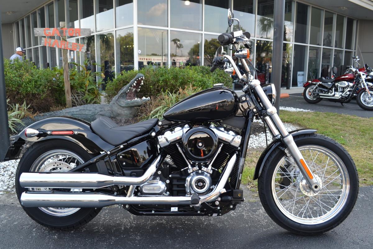 2021 Harley Davidson Softail Standard Fxst Gator Harley Davidson
