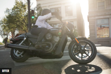 Chi-Town Harley-Davidson® - 4.49% APR & $0 Down On A New Street Bike