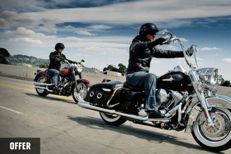 Chi-Town Harley-Davidson® - 5.49% APR & $0 Down On A Used Bike
