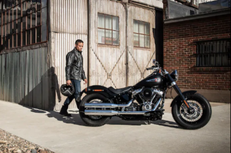 GET ON SELECT SOFTAIL® MODELS FOR UNDER $250.21 PER MONTH