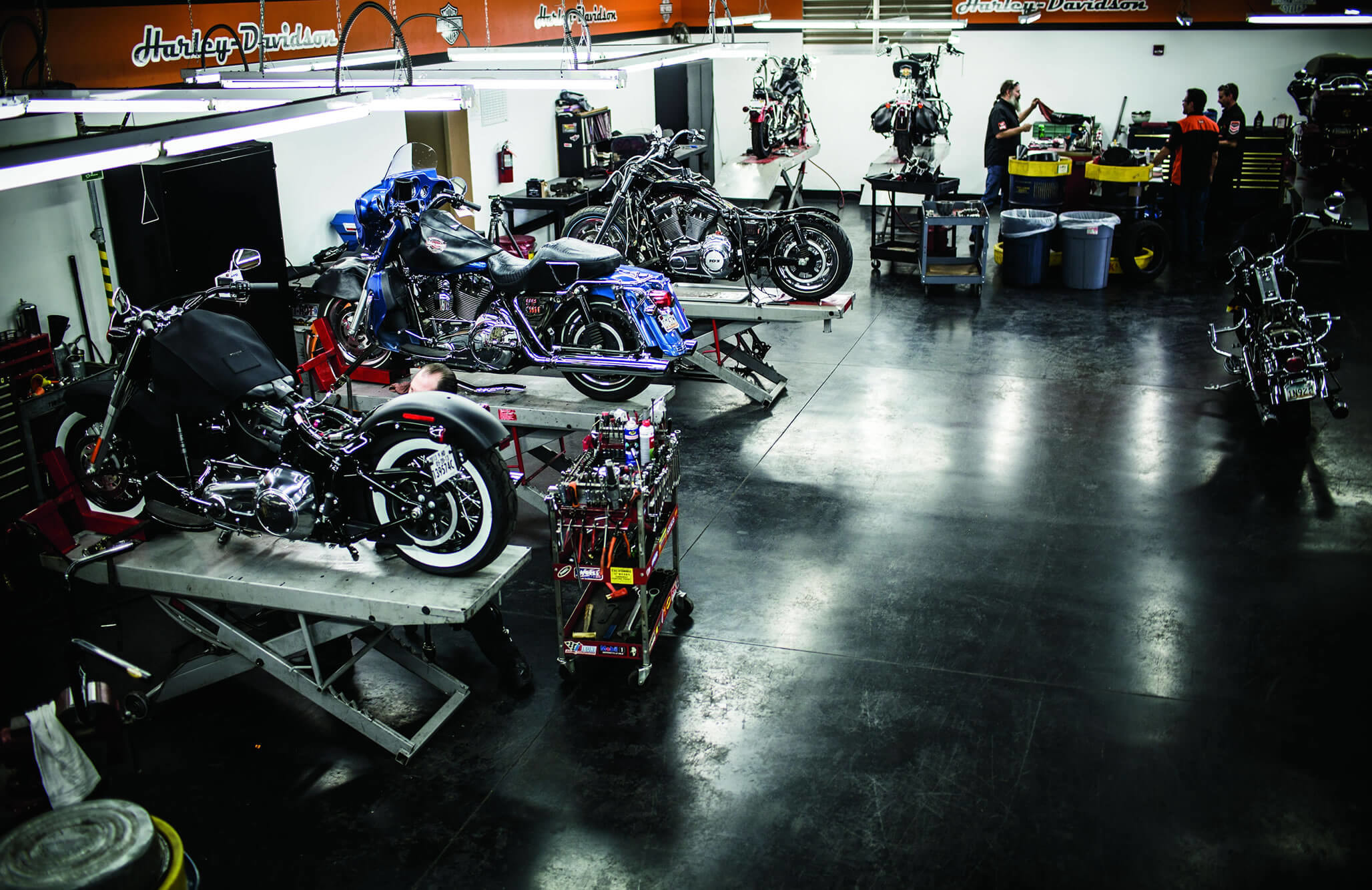 Chi-Town Harley-Davidson® Service Department