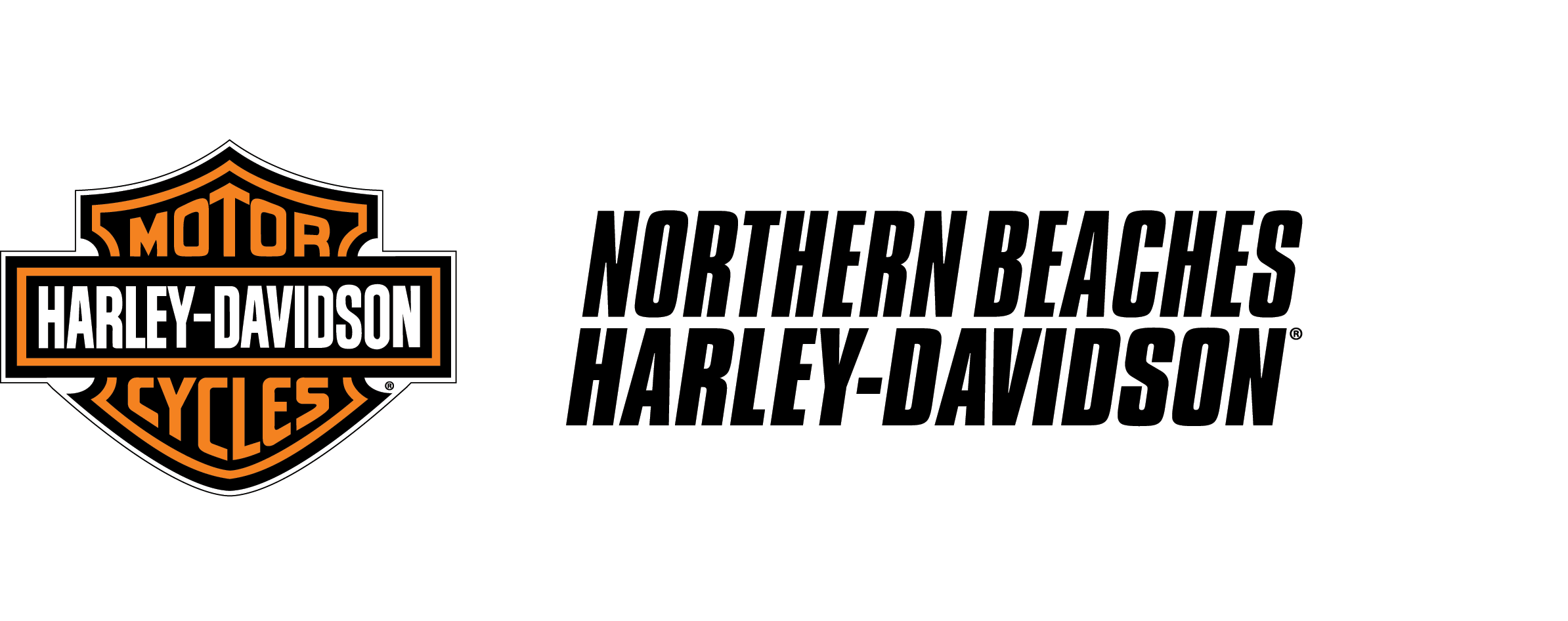Northern Beaches Harley-Davidson® logo