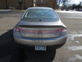 2015 Lincoln MKZ 4dr Sdn FWD thumb 0