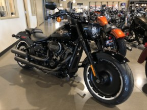 2020 Harley Davidson Softail Fat Boy 30th Anniversary FLFBSANV thumb 2