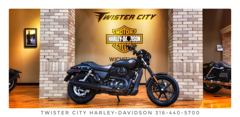 2017 Harley-Davidson® Harley-Davidson Street® 500 : XG500 for sale near Wichita, KS