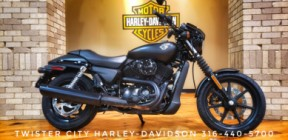 2017 Harley-Davidson® Harley-Davidson Street® 500 : XG500 for sale near Wichita, KS thumb 2