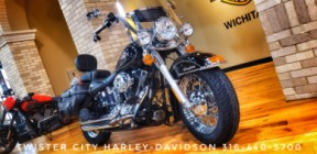 2010 Harley-Davidson® Heritage Softail® Classic : FLSTC for sale near Wichita, KS thumb 1