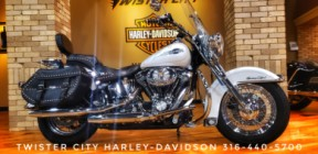 2005 Harley-Davidson® Heritage Softail® Classic : FLSTCI for sale near Wichita, KS thumb 2