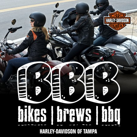 BBB - Bikes Brews and BBQ