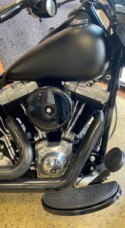 Black Denim 2012 Harley-Davidson® Softail Slim® thumb 2