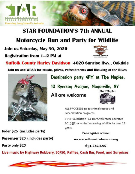 STAR Foundation 7th Annual Run for Wildlife