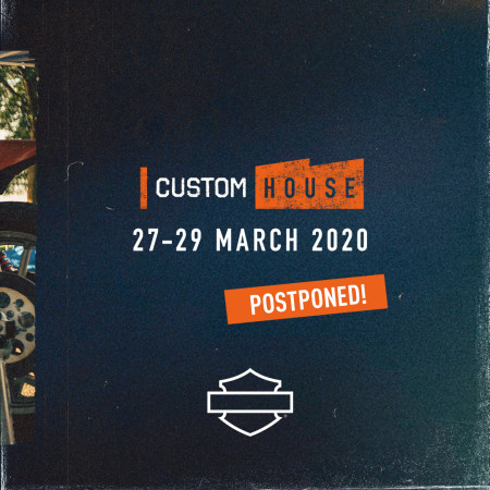 Custom House - Postponed
