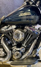 Cosmic Blue Pearl 2016 Harley-Davidson® Street Glide® Special thumb 2