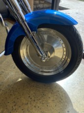 Impact Blue 2002 Harley-Davidson Fat Boy® thumb 3