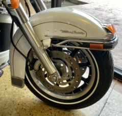 White Gold 2007 Harley-Davidson® Electra Glide® Ultra Classic® thumb 3