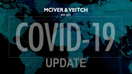 M&V Covid-19 Update - We're Back, Soon!