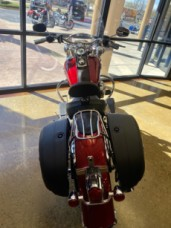 Ember Red Sunglo 2012 Harley-Davidson® Softail® Deluxe thumb 0