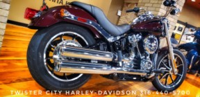 2019 Harley-Davidson® Low Rider® : FXLR for sale near Wichita, KS thumb 0