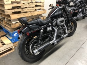 2017 Harley Davidson Sportster Roadster XL1200CX thumb 2