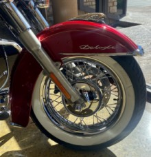 Ember Red Sunglo 2012 Harley-Davidson® Softail® Deluxe thumb 3