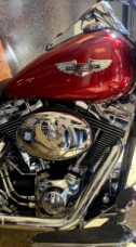 Ember Red Sunglo 2012 Harley-Davidson® Softail® Deluxe thumb 2