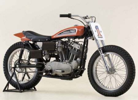 Harley-Davidson's XR750 Is 50 Years Old