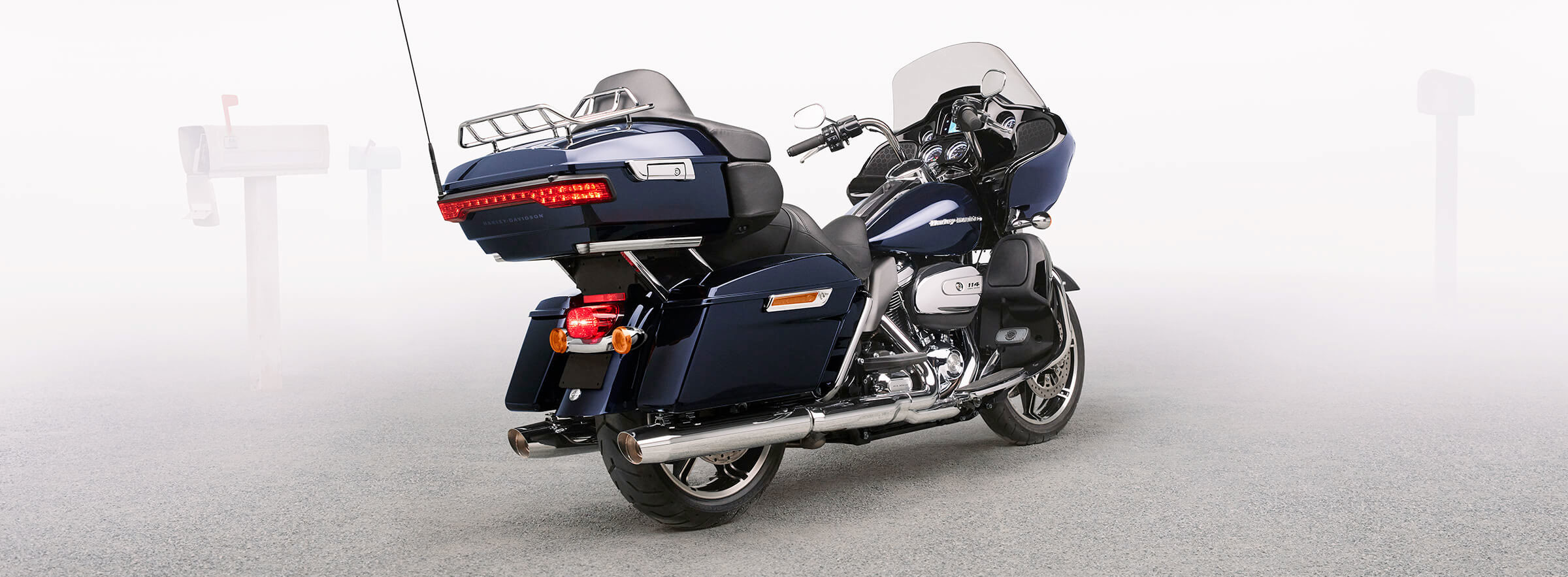 Road Glide<sup>™</sup> Limited