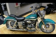 Used Classic 1966 Electra Glide FLH Harley-Davidson For Sale