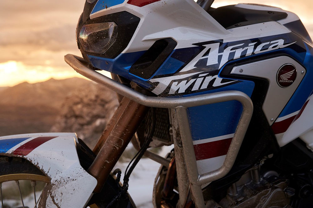 2019 Africa Twin DCT Instagram image 2