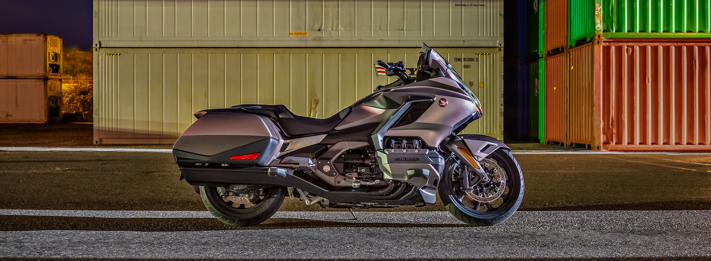 2018 Gold Wing