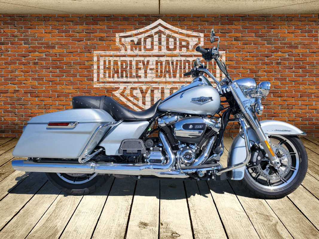 2019 Harley-Davidson<sup>®</sup> Road King<sup>®</sup>