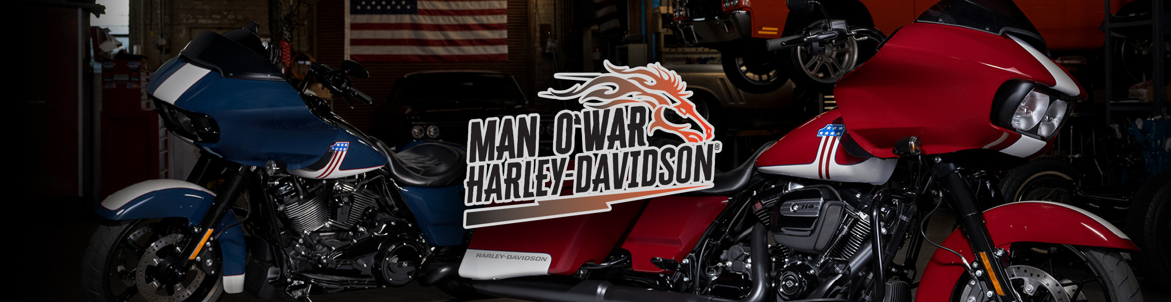 Service Department | Man O' War Harley-Davidson