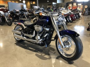 2020 Harley Davidson Softail Fat Boy 114 FLFBS thumb 2