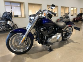 2020 Harley Davidson Softail Fat Boy 114 FLFBS thumb 0