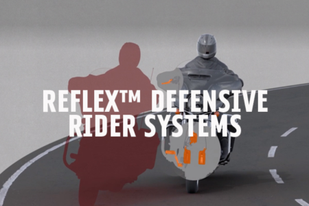 New 2020 Harley–Davidson<sup>®</sup> Reflex™ Defensive Rider Systems