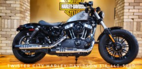 2017 Harley-Davidson® Forty-Eight® : XL1200X for sale near Wichita, KS thumb 2
